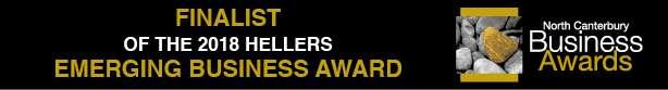 North Canterbury Business Award Finalist