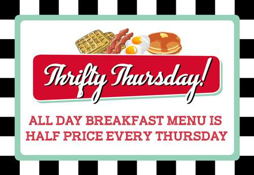 Thrifty Thursday Graphic